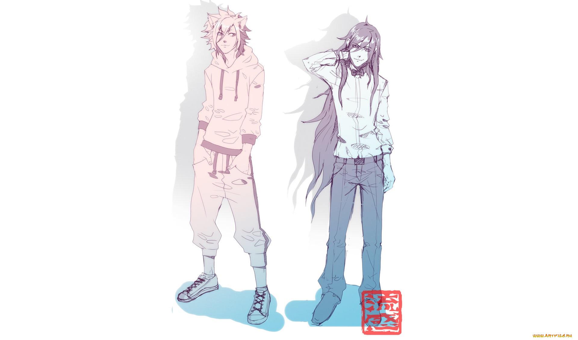 аниме, unknown,  другое, парни
